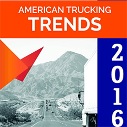ATA American Trucking Trends 2016