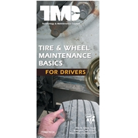ATA's TMC Tire & Wheel Maintenance Basics for Drivers
